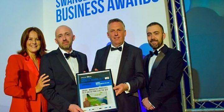 NappiCycle Wins Prestigious Award!
